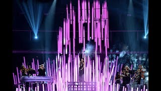 Ariana Grande - Just A Little Bit Of Your Heart (Live at The Grammy's) HD