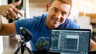 PODCAST SETUP | My multipurpose MacBook Pro audio recording