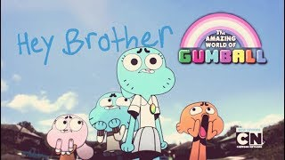 (FULL GMV) - The Amazing World Of Gumball - Hey Brother