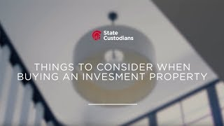 Things to consider when purchasing investment property outside Sydney