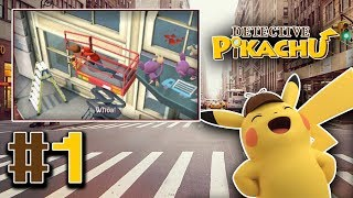 These Aipom Are Crazy! Detective Pikachu EP1