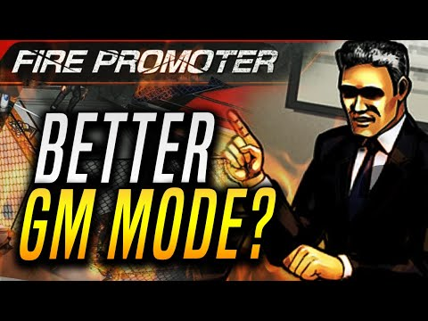 A NEW & BETTER WWE GM Mode!? NEW Fire Pro Wrestling World Fire Promoter DLC