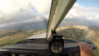 Learning to Fly in Barbados