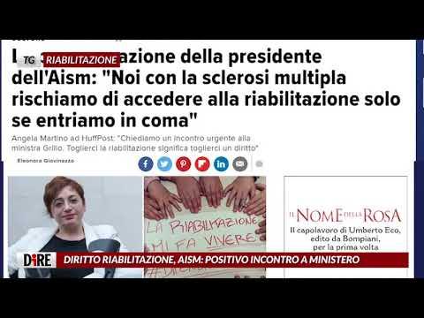 TG RIABILITAZIONE AGENZIA DIRE 10% ITALIANI SOFFRE DI MALATTIE DELLA PELLE E SPENDE FINO A 10.000 EURO