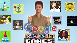 Top 10 Google Doodle Games 2020- Lockdown Period Relax Games by Google- Full Explanation in Tamil 🔥 - Download this Video in MP3, M4A, WEBM, MP4, 3GP