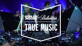 Monika Kruse b2b Andrea Oliva - Live @ Boiler Room & Ballantine's True Music Spain 2017