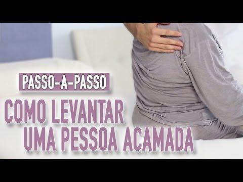 Imagem ilustrativa do vídeo: Como levantar uma pessoa acamada
