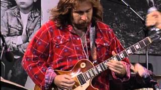 The Kentucky Headhunters - Walk Softly On This Heart of Mine Live at Farm Aid 1993