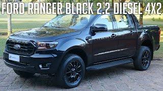 Avaliação: Ford Ranger Black 2.2 Diesel 4x2