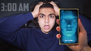 DO NOT TALK TO SIRI AT 3:00 AM | *THIS IS WHY* | 3 AM SIRI CHALLENGE! (I TALKED TO DAJJAL)
