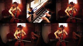 Studio Alpha - Time Out (Cello & Piano Cover ft. reckoner27cello)