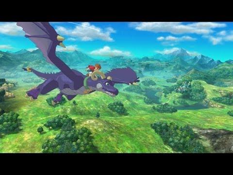 Видео № 0 из игры Ni no Kuni: Wrath of the White Witch (Б/У) [PS3]