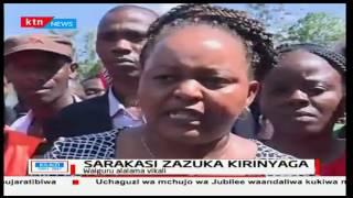 Uchaguzi wa mchujo wa chama cha Jubilee yakumbwa na vurugu-Darubini ya Siasa : Dira ya Wiki pt 1