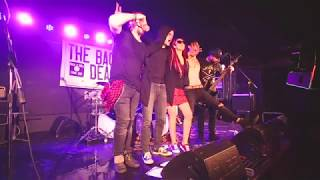 Video The Backroad Deals, Colours EP - release party