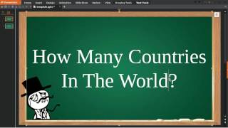 ✅ How Many Countries In The World