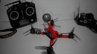 Red seeker | Drone Racing Rakitan Pilot Lasak | Indonesia