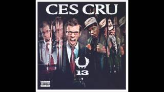 "Ces Cru :: Its Over (feat. Tech N9ne and Krizz Kaliko) ""13"""