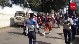 রামকৃষ্ণ মিশনের প্ল্যাটিনাম জুবলি উৎসবের সূচনা