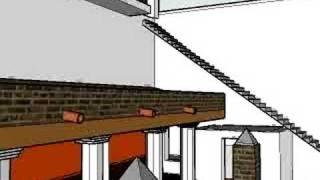 preview picture of video 'Casa de Wilfrido Figueroa (Reconstrucción digital)'