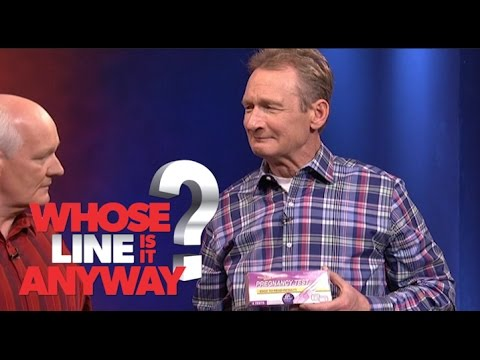 Tajemství: Čaroděj ze země Oz - Whose Line Is It Anyway?