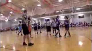 2011 OGBR vs  MGBR -  Ohio Girls Basketball Report - Celina King & Tierra Floyd
