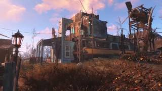 Fallout 4 Settlement Tour - Coastal Cottage (PS4, No Mods)