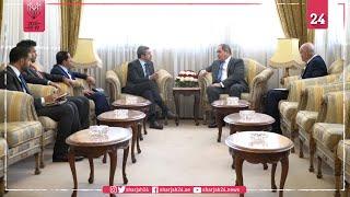 عبد الله بن زايد: نتطلع لتطوير علاقتنا مع الجزائر الشقيقة