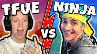Tfue Vs Ninja Final Games ($20,000 Keemstar Tournament)