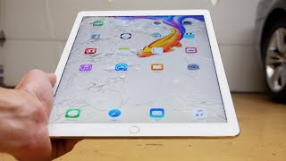 iPad Pro Durability Drop Test!
