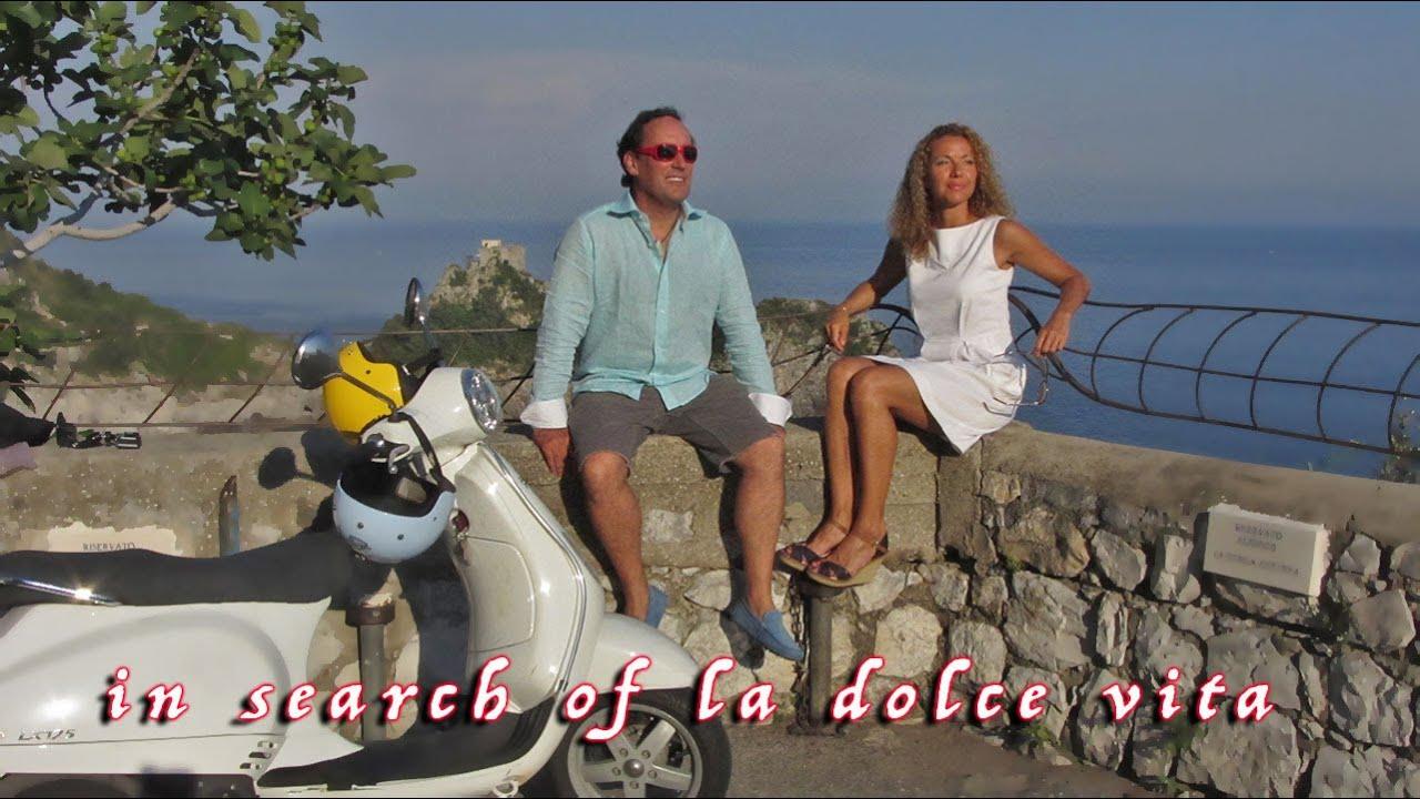In search of La Dolce Vita