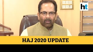 Will Indians be allowed to travel for Haj this year? Union Minister answers - Download this Video in MP3, M4A, WEBM, MP4, 3GP