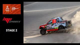 MP-SPORTS DAKAR 2019 - Stage 2