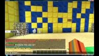 my minecraft server