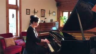 ABBA Knowing Me, Knowing You. Ulrika A. Rosén, piano. (Piano cover)
