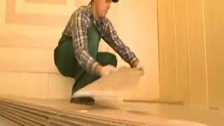 Строительная плита Quick Deck Master (ВДСП шпунт) Р5 2440*600*22  мм от компании КМК Груп - видео