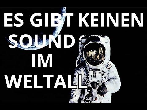 Es gibt keinen Sound im Weltall!
