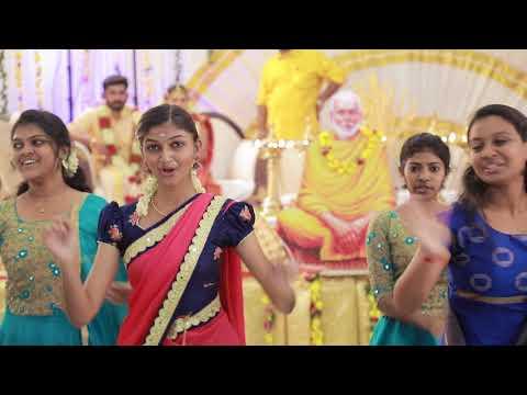 Kerala wedding flashmob