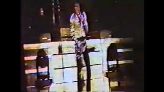 Michael Jackson — Human Nature — live Wembley 1988 amateur