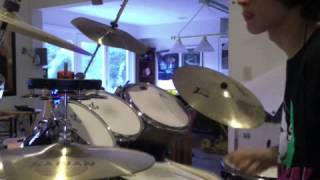 LadyKiller by Maroon 5 drum cover