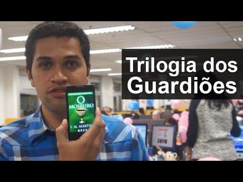 Vlog do iba #1 - Trilogia dos Guradiões