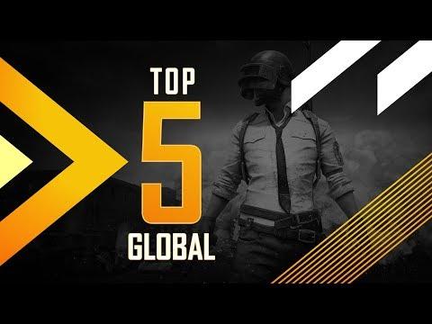 全球 TOP5的操作