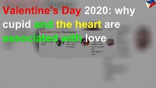 Valentine's Day 2020: Why cupid and the heart are associated with love