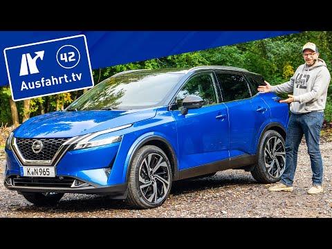 2021 Nissan Qashqai 1.3 DIG-T MHEV Tekna+ AWD - Kaufberatung, Test deutsch, Review, Fahrbericht