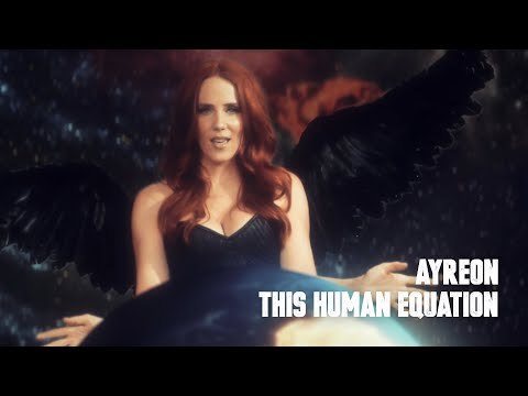 Ayreon - This Human Equation (Official Lyric Video) online metal music video by AYREON