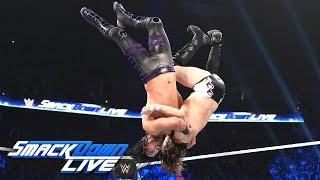 Mustafa Ali vs. Daniel Bryan: SmackDown LIVE, Dec. 11, 2018