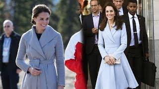 Inilah Alasan Kate Middleton Tak Pernah Melepas Mantelnya di Hadapan Umum