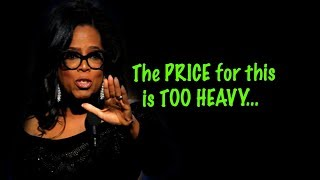 Something's gonna happen to OPRAH for this... you've never heard anything like this! MUST SEE!
