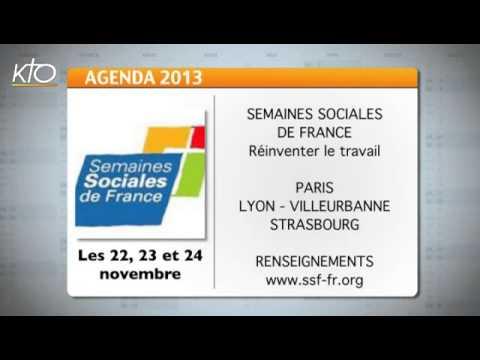 Agenda du 11 novembre 2013