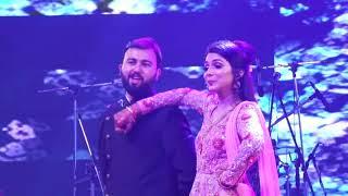 Vedant Malpani & Ankita Malpani dance performance