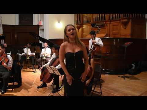 Donde lieta usci From La Boheme (IMAO Gala Concert) | NATALIA